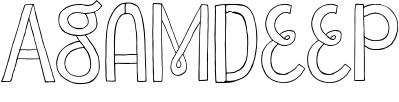Agamdeep Name Wallpaper and Logo Whatsapp DP