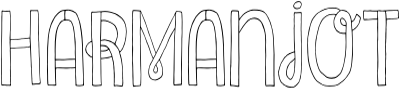 Harmanjot Name Wallpaper and Logo Whatsapp DP