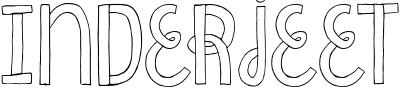 Inderjeet Name Wallpaper and Logo Whatsapp DP