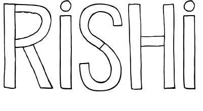 Rishi Name Wallpaper and Logo Whatsapp DP