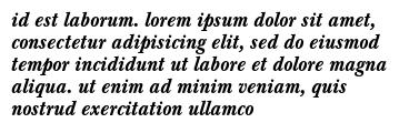 id est laborum. lorem ipsum dolor sit amet, consectetur adipisicing elit, sed do eiusmod tempor incididunt ut labore et dolore magna aliqua. ut enim ad minim veniam, quis nostrud exercitation ullamco