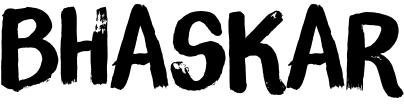 Bhaskar Name Wallpaper and Logo Whatsapp DP
