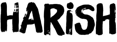 Harish Name Wallpaper and Logo Whatsapp DP