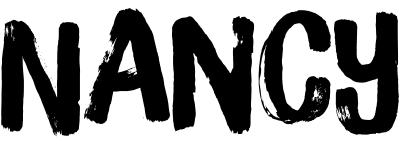 Nancy Name Wallpaper and Logo Whatsapp DP