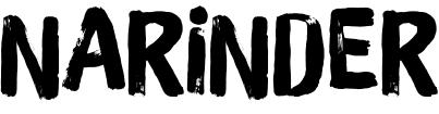 Narinder Name Wallpaper and Logo Whatsapp DP