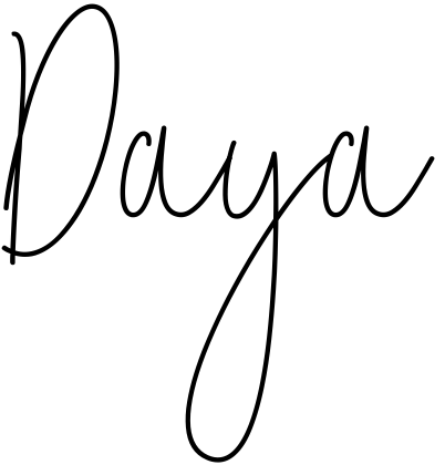 Daya Name Wallpaper and Logo Whatsapp DP